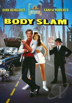 Body Slam DVD Cover Art