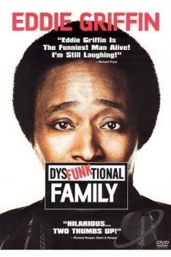 DysFunKtional Family DVD Cover Art