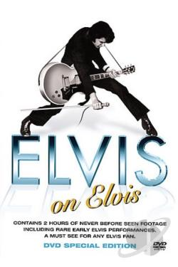 Elvis On Elvis DVD Cover Art