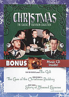 Christmas: The Classic Television Collection, Vol. 2 DVD Cover Art