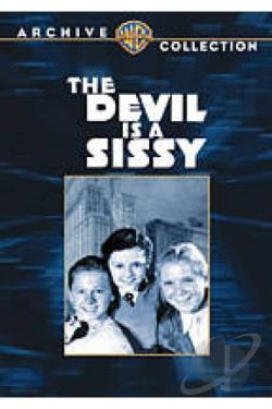 Devil Is a Sissy DVD Cover Art