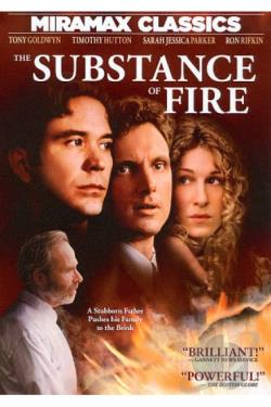 Substance of Fire DVD Cover Art