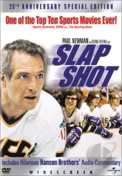 Slap Shot DVD Cover Art