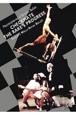 Masterpieces of the British Ballet - Checkmate/The Rake's Progress DVD Cover Art