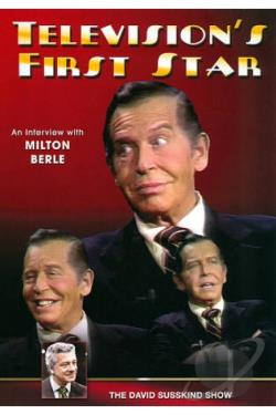 David Susskind Show: Television's First Star - An Interview with Milton Berle DVD Cover Art