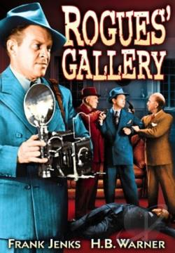 Rogues Gallery DVD Cover Art