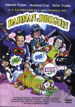 Barman and Droguin DVD Cover Art