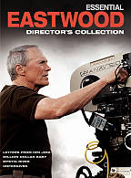 Essential Eastwood: Director's Collection DVD Cover Art