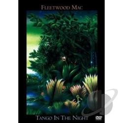 Tango In The Night DVD Cover Art