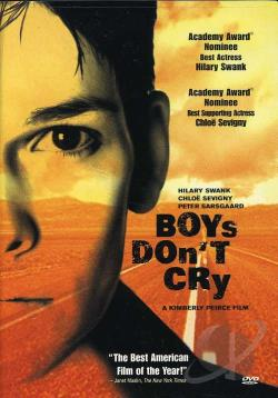 Boys Don't Cry DVD Cover Art