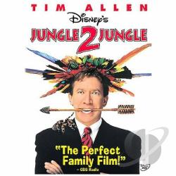 Jungle 2 Jungle DVD Cover Art