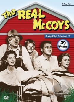 Real McCoys - The Complete Season 2 DVD Cover Art