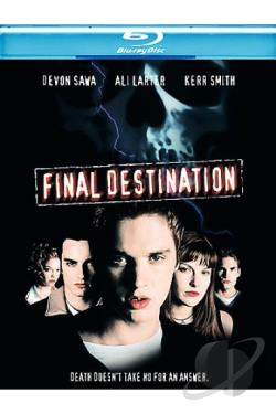 Final Destination BRAY Cover Art