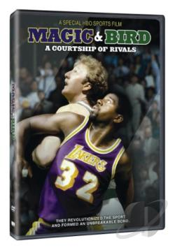 Magic & Bird: A Courtship of Rivals DVD Cover Art