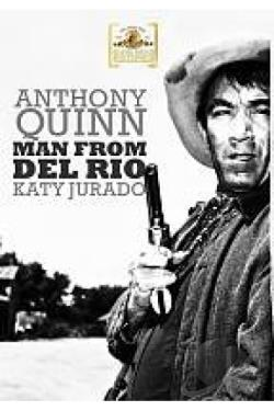 Man from Del Rio DVD Cover Art