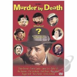 Murder by Death DVD Cover Art