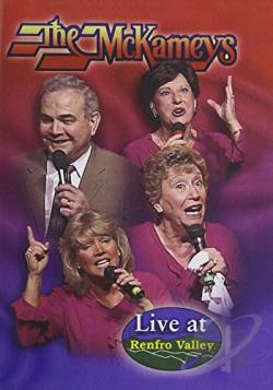 McKameys - Live at Renfro Valley DVD Cover Art