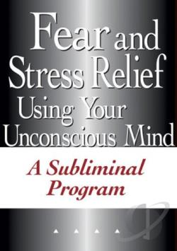 30-Day Subliminal Fear and Stress Relief Program DVD Cover Art