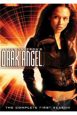 Dark Angel - Season 1 DVD Cover Art