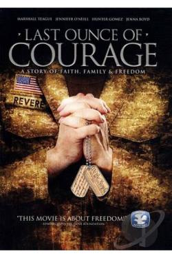 Last Ounce of Courage DVD Cover Art