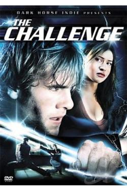 Challenge DVD Cover Art