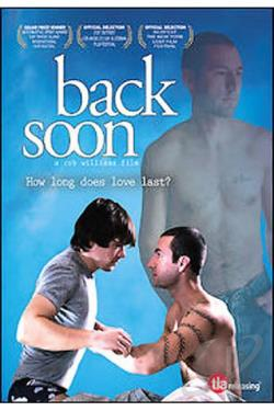 Back Soon DVD Cover Art