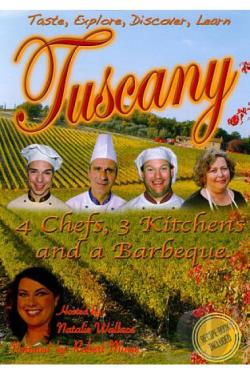 Culinary Horizon: Tuscany DVD Cover Art
