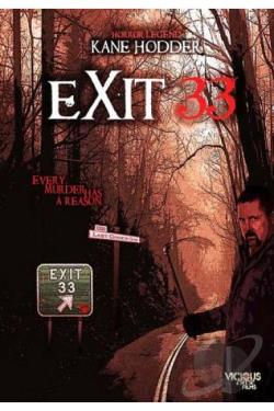 Exit 33 DVD Cover Art