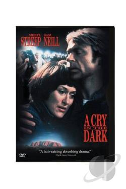 Cry In The Dark DVD Cover Art