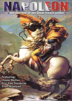 Napoleon DVD Cover Art