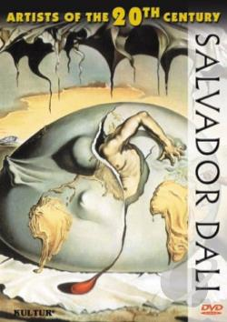 Artists of the 20th Century - Salvador Dali DVD Cover Art