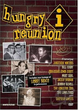 Hungry I Reunion DVD Cover Art