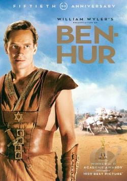 Ben-Hur DVD Cover Art