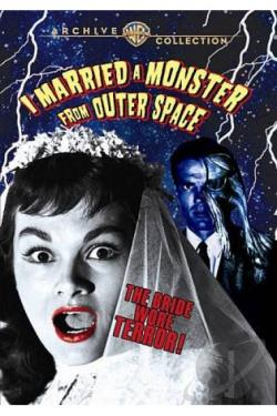 I Married a Monster from Outer Space DVD Cover Art