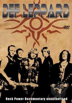 Def Leppard: Rock Power DVD Cover Art