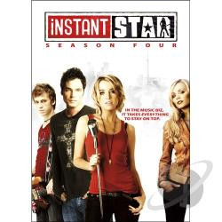 Instant Star: Season Four DVD Cover Art