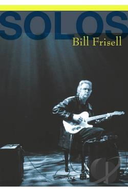 Bill Frisell: Solos - The Jazz Sessions DVD Cover Art