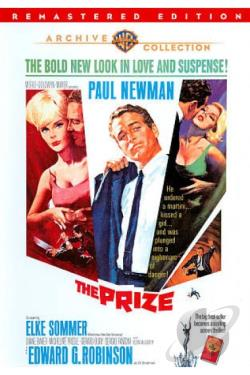 Prize DVD Cover Art