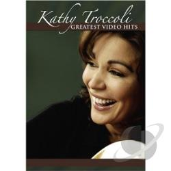 Kathy Troccoli: Greatest Video Hits DVD Cover Art