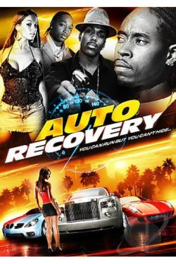 Auto Recovery DVD Cover Art