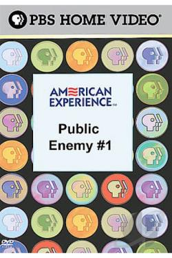 American Experience - Public Enemy #1 DVD Cover Art