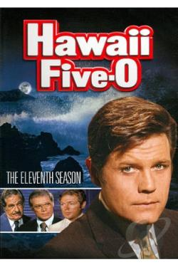 Hawaii Five-O - The Complete Eleventh Season DVD Cover Art