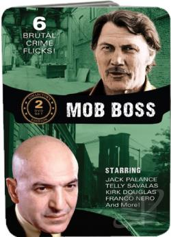 Mob Boss Collection DVD Cover Art