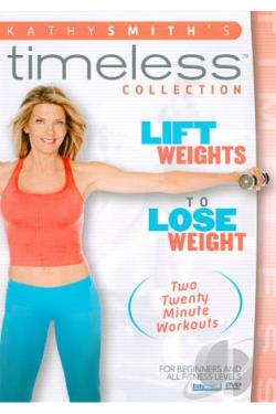 Kathy Smith - Timesaver: Lift Weights to Lose Weight DVD Cover Art