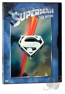 Superman: The Movie DVD Cover Art