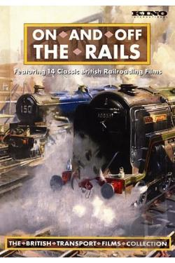 On And Off The Rails DVD Cover Art