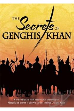Secrets of Genghis Khan DVD Cover Art
