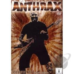 Anthrax: Feel the Noize Unauthorized DVD Cover Art