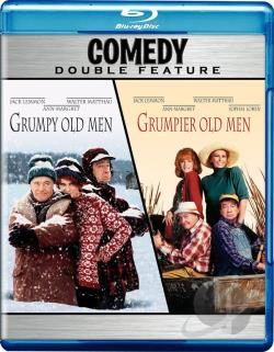 Grumpy Old Men/Grumpier Old Men BRAY Cover Art
