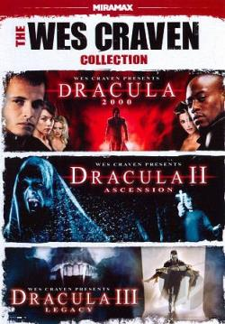 Wes Craven Collection DVD Cover Art